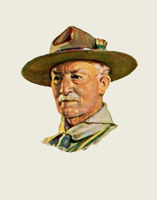 Scoutisme Fondateur Baden Powell